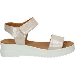 Sandały damskie: Sandały – 17706 NAB CIP
