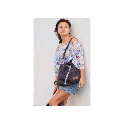 Torebki klasyczne damskie: Mała torba worek Mili Chic MC8 – black