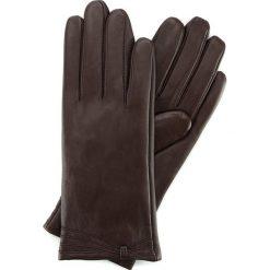 Rękawiczki damskie: 39-6L-224-B Rękawiczki damskie