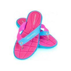 Chodaki damskie: Aqua-Speed Klapki basenowe BALI 40/03 róż (48971)