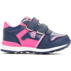 Buty sportowe dziewczęce: Granatowe Buty Sportowe Orphean