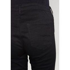 Topshop Jeansy Slim Fit black. Czarne jeansy damskie marki Topshop, z bawełny. Za 229,00 zł.