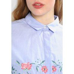 Koszule wiązane damskie: Springfield CAMISA BORDADO HORIZO Koszula marine blue