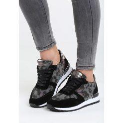 Czarne Buty Sportowe Belong to You!. Czarne buty sportowe damskie marki Born2be, moro, z materiału. Za 69,99 zł.