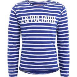 Zadig & Voltaire Bluzka z długim rękawem hellblau/weiss. Niebieskie bluzki dziewczęce bawełniane marki Retour Jeans. Za 219,00 zł.
