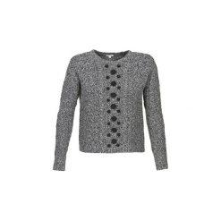 Swetry Manoush  TORSADE. Szare swetry klasyczne damskie Manoush, l. Za 965,30 zł.