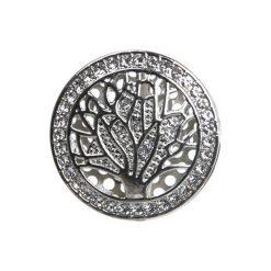 Broszki damskie: Broszka z motywem drzewa