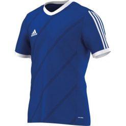 Adidas Koszulka piłkarska męska Tabela 14 niebiesko-biała r. M (F50270). Białe koszulki sportowe męskie marki Adidas, m. Za 56,71 zł.