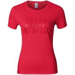 Odlo Koszulka Shirt s/s crew neck SHAILA PRINT - 380011 - 380011/70454/S. Czerwone bralety Odlo, s. Za 107,61 zł.