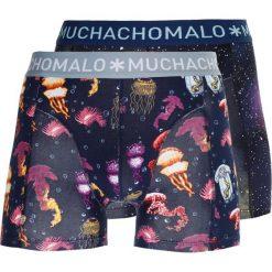 MUCHACHOMALO MEN EXPLOR 2 PACK Panty multicolor. Szare bokserki męskie MUCHACHOMALO, z bawełny. Za 189,00 zł.
