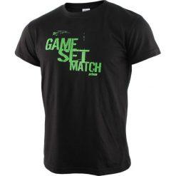 Koszulki sportowe męskie: PRINCE Koszulka męska 9X692010 LOGO  M Czarna r. XL