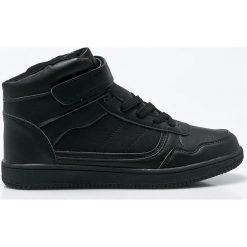 Answear - Buty Spot On. Czarne buty sportowe damskie ANSWEAR, z gumy. W wyprzedaży za 79,90 zł.