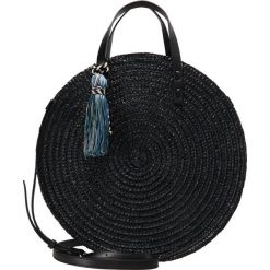Shopper bag damskie: Rebecca Minkoff CIRCLE TOTE Torba na zakupy black