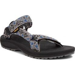 Sandały TEVA - Winsted 1017419 Robles Grey. Szare sandały męskie Teva, z materiału. W wyprzedaży za 159,00 zł.