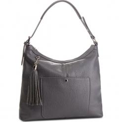 Torebka CREOLE - K10560 Szary. Szare torebki klasyczne damskie Creole, ze skóry. Za 289,00 zł.