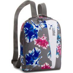 Plecak PUMA - 075137 06 Steel Gray/Flower Graphic. Szare plecaki męskie Puma. W wyprzedaży za 109,00 zł.