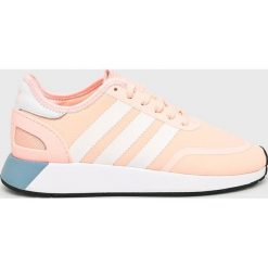 Adidas Originals - Buty N-5923. Szare buty sportowe damskie adidas Originals, z gumy. W wyprzedaży za 329,90 zł.