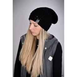 Czapka Vegan 01 - CZARNA. Czarne czapki zimowe damskie Pakamera. Za 69,00 zł.