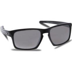 Okulary przeciwsłoneczne OAKLEY - Silver OO9262-4657 Polished Black/Prizm Black Iridium. Czarne okulary przeciwsłoneczne męskie aviatory Oakley, z tworzywa sztucznego. W wyprzedaży za 479,00 zł.