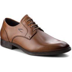 Półbuty CAMEL ACTIVE - Boavista 474.13.03 Whisky. Brązowe buty wizytowe męskie marki Camel Active, z materiału. W wyprzedaży za 329,00 zł.