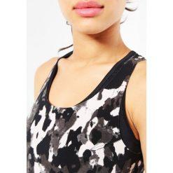 Odzież damska: Norma Kamali Top black/white