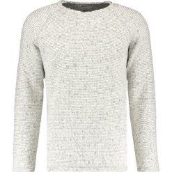 Swetry męskie: Redefined Rebel GREGERS Sweter off white