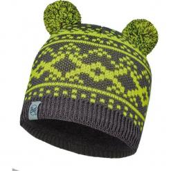 Czapka dziecięca Knitted&Polar Novy szara (BH113456.622.10.00). Szare czapeczki niemowlęce Buff, z polaru. Za 126,42 zł.