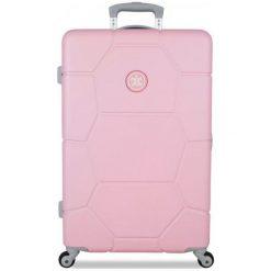 Suitsuit Walizka Tr-1225/3-M, Jasnoróżowa. Różowe walizki marki Suitsuit. Za 384,00 zł.