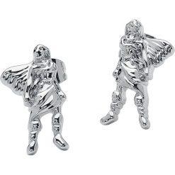 Kolczyki damskie: Pocahontas Disney by Couture Kingdom – Pocahontas Kolczyki – Earpin srebrny