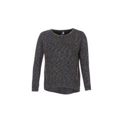 T-shirty z długim rękawem Deeluxe  DELIA. Szare t-shirty damskie Deeluxe, l. Za 181,30 zł.