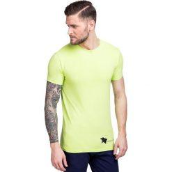 T-shirt NICODEMO TSYS000017. Zielone t-shirty męskie Giacomo Conti, na lato, m, z bawełny. Za 79,00 zł.