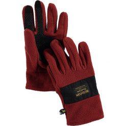 """Rękawiczki męskie: Rękawiczki """"Ember"""" w kolorze czerwonym"""