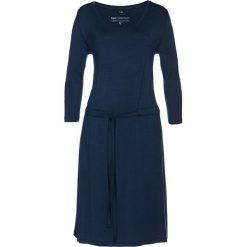 Sukienki: Sukienka shirtowa bonprix ciemnoniebieski