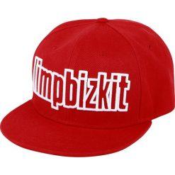 Limp Bizkit Czapka Snapback czerwony. Czerwone czapki męskie Limp Bizkit. Za 99,90 zł.