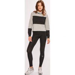 Adidas Performance - Bluza. Szare bluzy damskie adidas Performance, l, z bawełny, bez kaptura. Za 199,90 zł.