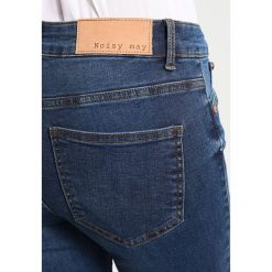 Rurki damskie: Noisy May LUCY  Jeans Skinny Fit blue denim