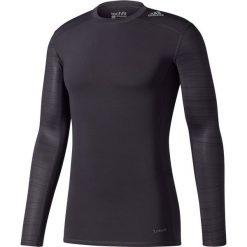 Adidas Koszulka męska TechFit TF Tee LS CL GX czarna r. S (CD3650). Czarne koszulki sportowe męskie Adidas, m, techfit (adidas). Za 134,69 zł.