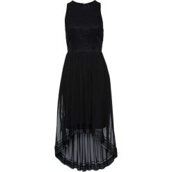 Sukienki balowe: Sukienka z koronką bonprix czarny