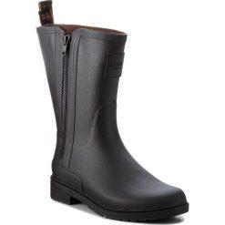 Kalosze TRETORN - Anna Zip 473412 Black 10. Czarne buty zimowe damskie Tretorn, z kauczuku. W wyprzedaży za 359,00 zł.
