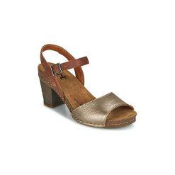 Sandały Art  I MEET 1270S. Brązowe sandały damskie Art. Za 335,20 zł.