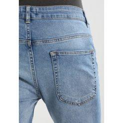 YOURTURN Jeansy Slim Fit light blue. Niebieskie jeansy męskie YOURTURN. Za 159,00 zł.