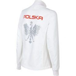 Kardigany damskie: Bluza damska PZLA BLD990RN - biały