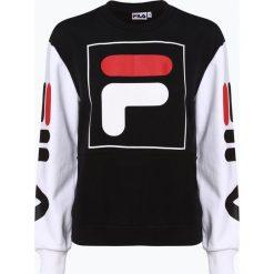 FILA - Damska bluza nierozpinana, czarny. Czarne bluzy rozpinane damskie Fila, xs, z nadrukiem. Za 329,95 zł.