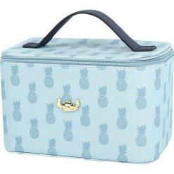 Lilo & Stitch Loungefly - Stitch Kosmetyczka niebieski. Niebieskie kosmetyczki damskie Lilo & Stitch. Za 184,90 zł.