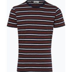 Selected - T-shirt męski – Bruno, niebieski. Szare t-shirty męskie marki Selected, l, z materiału. Za 89,95 zł.