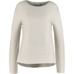 Swetry klasyczne damskie: Betty & Co Sweter beige melange