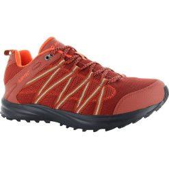 Buty sportowe męskie: Hi-tec Buty męskie Trail Lite Picante/Red/Orange/Black r. 40