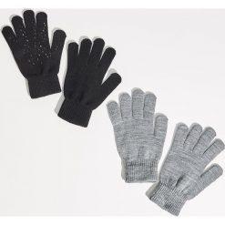 Rękawiczki - Czarny. Czarne rękawiczki damskie Sinsay. Za 14,99 zł.