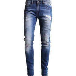 Jeansy męskie regular: Kaporal PIXEL Jeansy Straight Leg moos dirty destroy