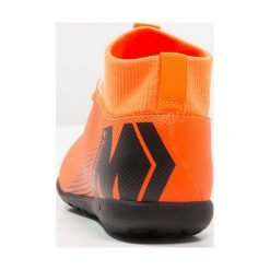 Buty sportowe chłopięce: Nike Performance SUPERFLYX 6 CLUB TF Korki Turfy total orange/white/volt/black